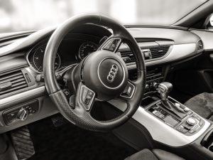 Intérieur Audi