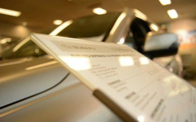 Choisir un véhicule professionnel d'occasion !