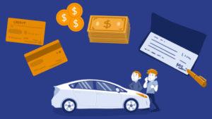sécuriser le paiement d'une voiture d'occasion